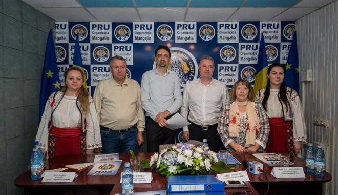 Foto: PRU l-a desemnat pe D�nu� Moldovan candidat  la Prim�ria Mangalia