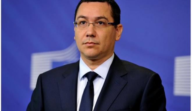 Foto: PRU îl vrea preşedinte al Camerei Deputaţilor pe Victor Ponta