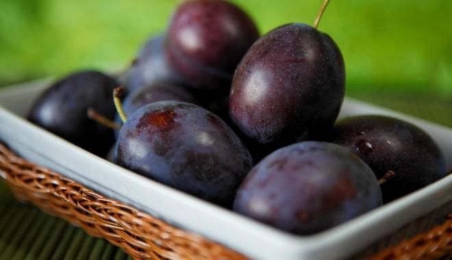 Foto: Prunele şi rolul lor în păstrarea sănătăţii