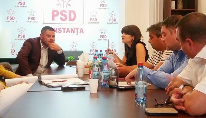 Foto: Vârstnicii din cămine, în atenţia deputaţilor PSD Constanţa