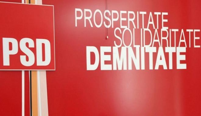 Foto: Comitetul Executiv Naţional al PSD se reuneşte luni în şedinţă