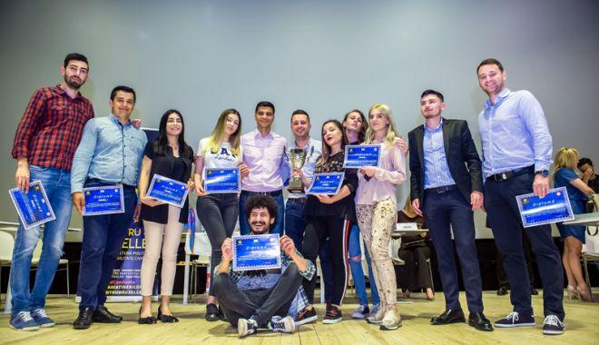 Foto: Tinerii din PSD Constanța, concurs de cultură politică finalizat cu o excursie la Bruxelles