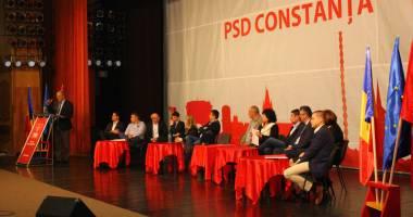 Foto: PSD Constanţa merge pe mâna lui Dragnea