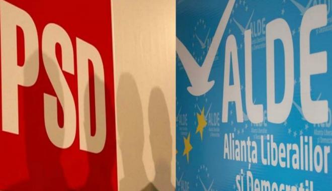 Foto: PSD și ALDE susțin înființarea unei comisii de anchetă privind alegerile din 2009