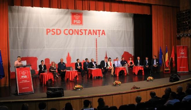 Foto: PSD validează listele  pentru parlamentare. Cine  intră în cursă de la Constanţa