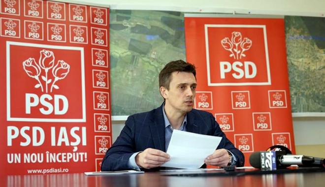 Foto: Cătălin Ivan: Statutul PSD îl apără pe Dragnea de membrii partidului