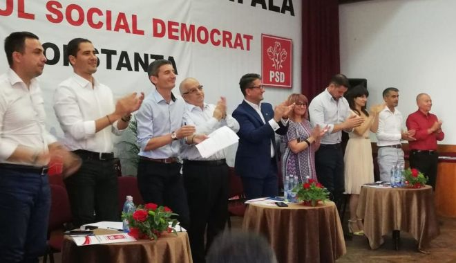 """Foto: PSD Constanța: """"Oricât ar încerca opoziția să amâne votul, moțiunea nu va trece"""""""
