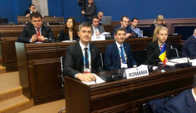 """Foto: """"România are capacitatea să devină un furnizor energetic pentru ţările vecine"""""""