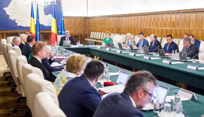 Foto: PSD își face alt Guvern. Mai prinde Organizația Constanța vreun loc de ministru?