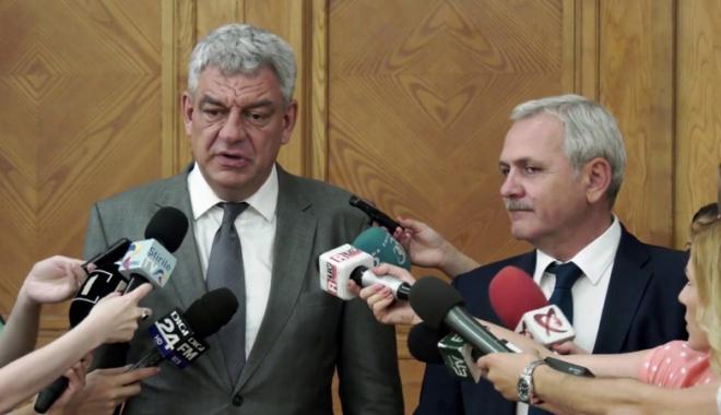 Foto: Liderii PSD, reuniţi la Neptun. Bugetul pe 2018, în atenţia premierului Tudose