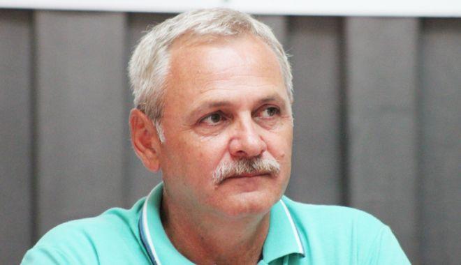 Foto: Liviu Dragnea: Referendumul  ar putea avea loc  pe 30 septembrie