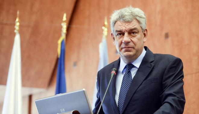 Foto: Mihai Tudose, propunerea PSD pentru funcţia de premier