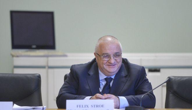 Foto: PSD se reunește în CExN. Felix Stroe, din nou ministru?