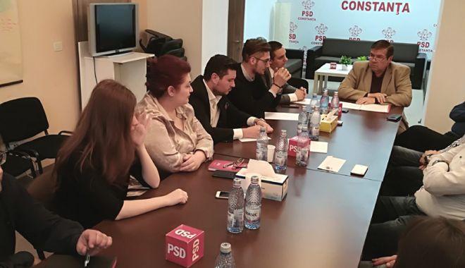 Foto: PSD și-a format Departament  de Politici fiscale. Senatorul Ștefan Mihu, desemnat președinte