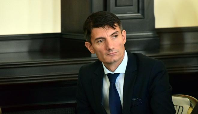 Foto: George Vişan, de la PSD, lobby despre potenţialul economic al regiunii Mării Negre
