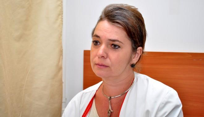 """Foto: De ce """"şomează"""" psihologul Spitalului Judeţean"""