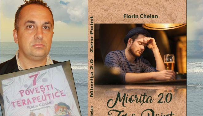Psihologul Florin Chelan lansează două cărți - psihologulflorinchelanlanseaza-1523364960.jpg