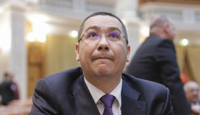 """Foto: Ponta, reacție vehementă după publicarea scrisorii """"disidenților"""" anti-Dragnea"""