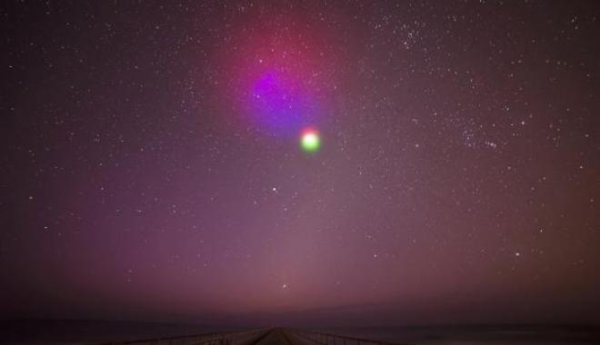 Foto: Un experiment al NASA va colora cerul, în această noapte