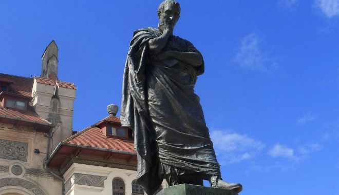Poetul Ovidius, omagiat la Muzeul de Istorie Constanța - publiusovidiusnaso-1494326247.jpg