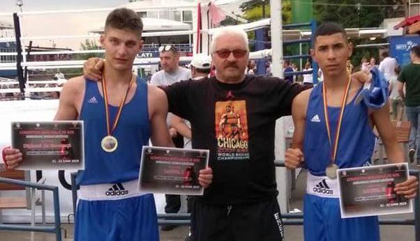 Pugilistul Andrei Drăgan, de la CS Farul, campion naţional - pugilistul2-1601815991.jpg