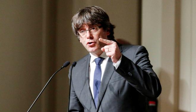 Foto: Puigdemont ar risca să revină în Spania