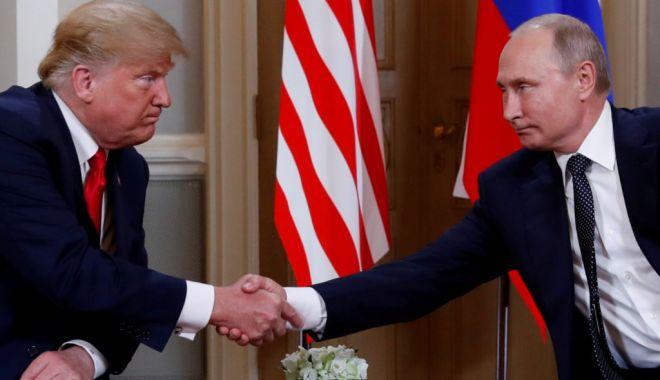 Foto: Putin se declară pregătit să intensifice dialogul cu SUA în legătură cu dezarmarea