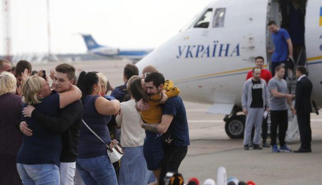 Foto: Putin și Zelenski au discutat despre un nou schimb de prizonieri