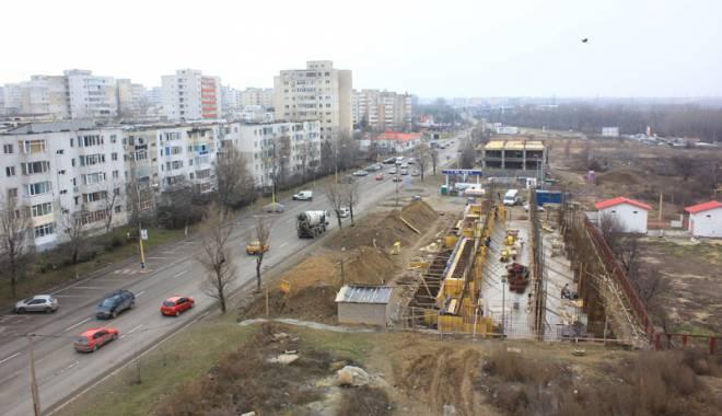 Foto: Zona Campus, noul cartier rezidenţial al Constanţei