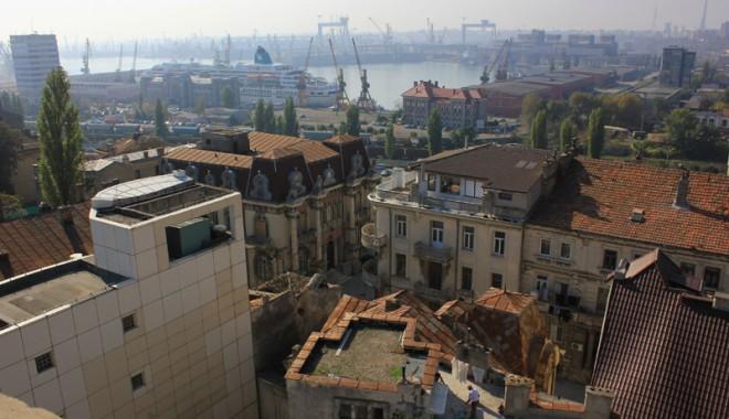 Foto: Galerie FOTO. Cum se va transforma zona istorică a Constanţei: clădiri renovate, târguri şi zgârie nori