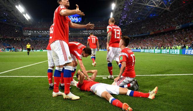 GALERIE FOTO / CM 2018. Rusia - Croaţia 2-2 (3-4, după penalty-uri) Croaţia s-a calificat în semifinalele Campionatului Mondial, după un meci nebun cu Rusia - pxaoaknysunzxejgihpk-1531038800.jpg