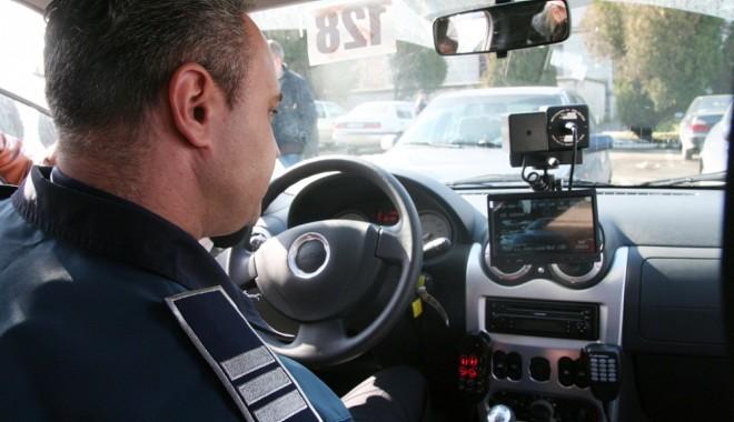 Atenţie la radare! Poliţiştii ies la vânătoare de vitezomani