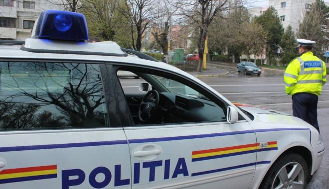 Foto: Atenţie, şoferi! Unde acţionează, astăzi, poliţiştii rutieri