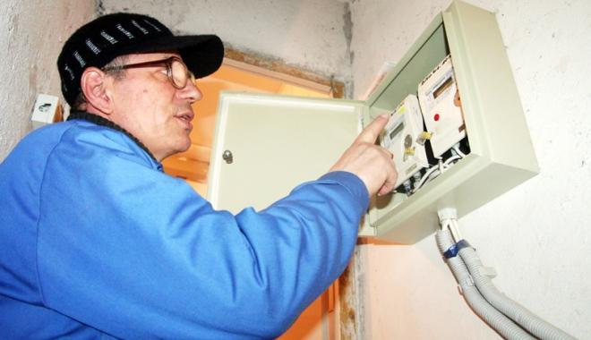 Foto: Contoarele de energie termică pot fi citite până la sfârşitul lunii