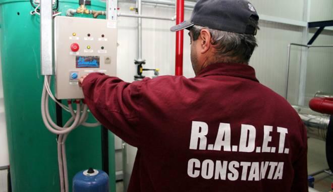 Foto: Anunţ important de la RADET pentru consumatori