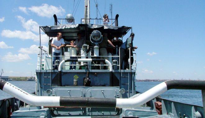 Foto: Radiografia României maritime și fluviale