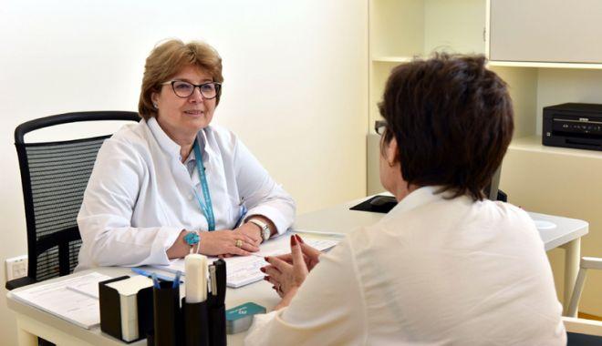 Foto: Bolnavii de cancer pot face radioterapie şi la Constanţa