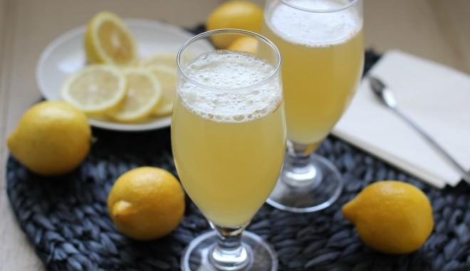 Foto: Atenţie! Ce conţine de fapt berea cu lămâie