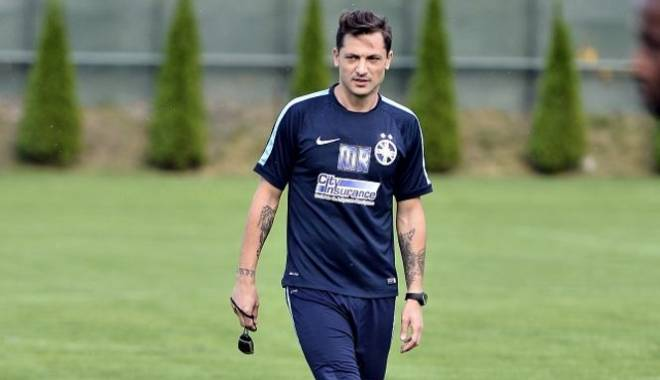 Foto: Rădoi a vrut să plece de la Steaua, înaintea meciului cu Astra