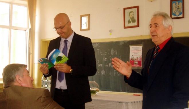 Foto: Declara�ii surprinz�toare ale inspectorului �colar general R�ducu Popescu