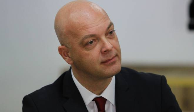 Foto: Răducu Popescu a rămas fără adjunct