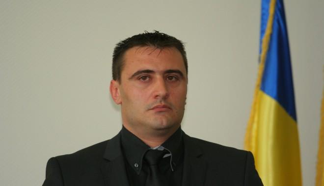 Foto: Radu Volcinschi, noul prefect al Constan�ei
