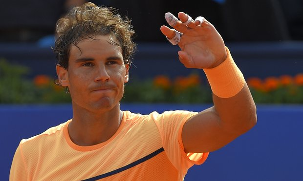 Foto: Tenis / Rafael Nadal, forfait la Roland Garros din cauza unei accidentări