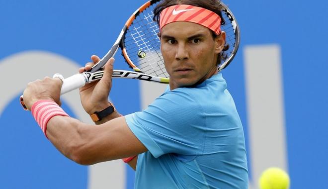 Foto: Tenis / Rafael Nadal debutează cu o victorie în fața lui Paire la Roland Garros