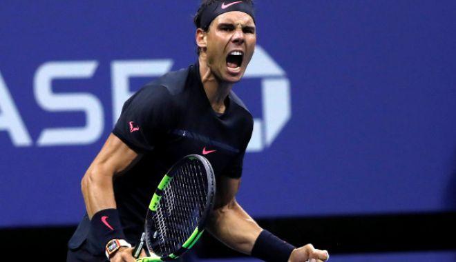 Tenis / Rafael Nadal, calificare fără probleme în optimile turneului ATP de la Roma - rafaelnadal-1526484278.jpg