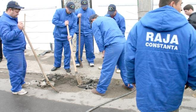 Foto: Atenție, presiuni scăzute, mâine, la apă rece, în cartierul Faleză Nord