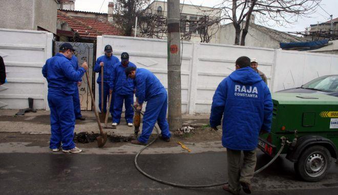 Foto: Cartierul Faleză Nord rămâne fără apă rece, mâine