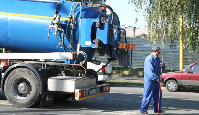 Foto: Mai multe localități din județul Constanța, fără apă rece, săptămâna aceasta