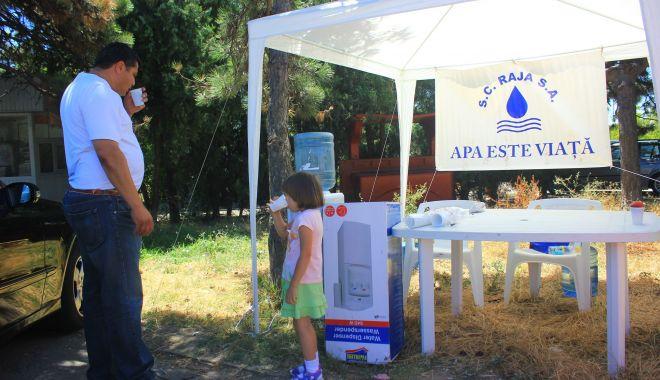 Foto: RAJA anunță că tariful la apă nu va fi majorat