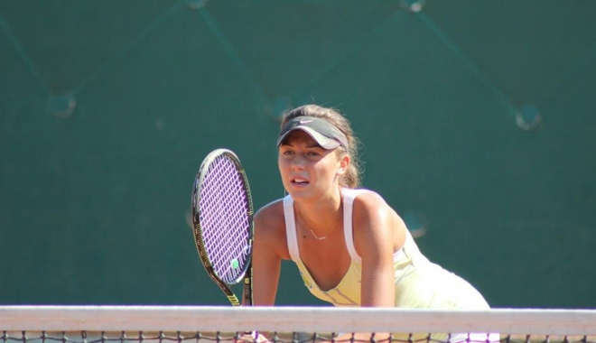 Foto: Raluca Şerban s-a calificat în semifinalele turneului ITF de la Sofia